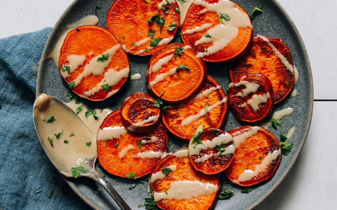 Sweet Potatoes for Immune Support