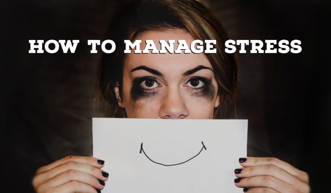 How to Manage Stress (Especially Parents!)